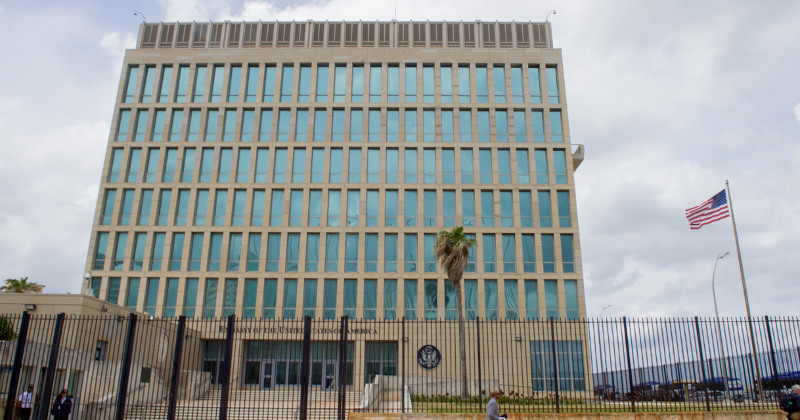 STATE DEPT. CONSIDERS CLOSING EMBASSY IN CUBA AFTER DIPLOMATS SUFFER MYSTERY ILLNESS