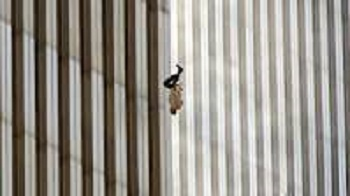 "Jonathan Briley Believed to be ""The Falling Man"" in 9/11 Photo"