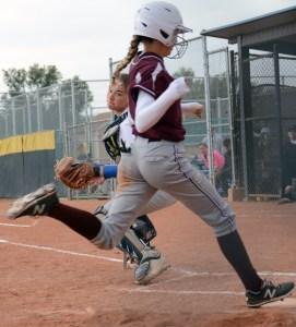 Golden softball gets historic win over rival Wheat Ridge