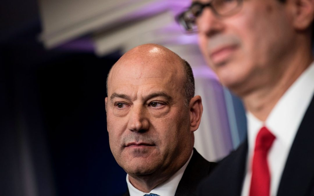 GOVERNMENT BY GOLDMAN: Gary Cohn Is Giving Goldman Sachs Everything It Ever Wanted From the Trump Administration