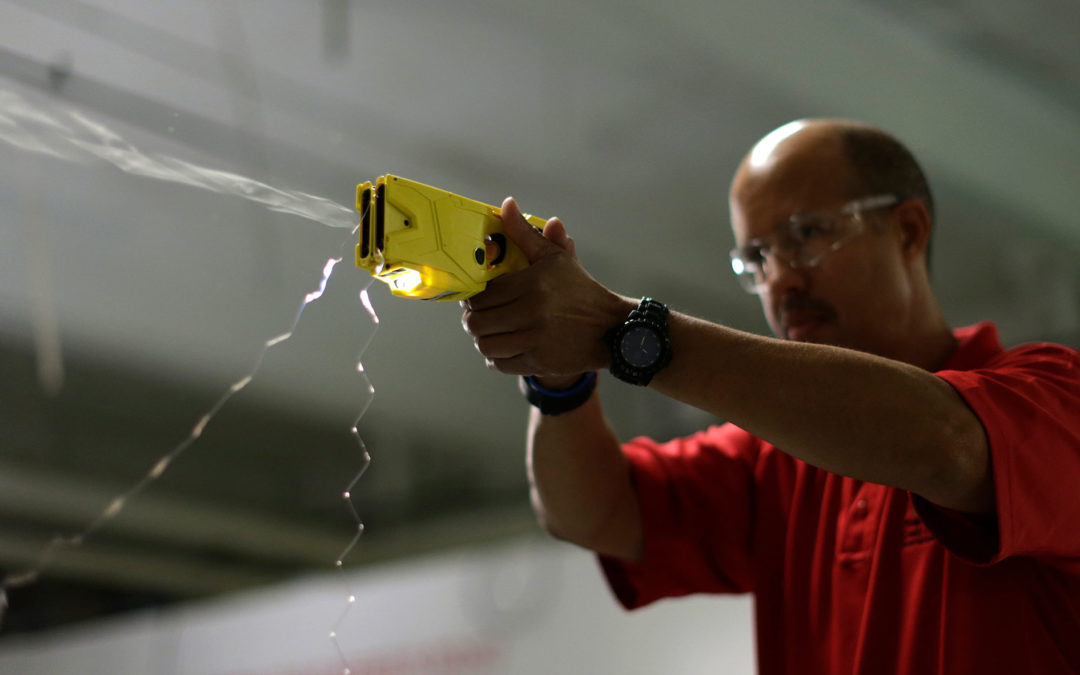 Shock Tactics | Part 4: The garage science behind the stun gun that changed policing