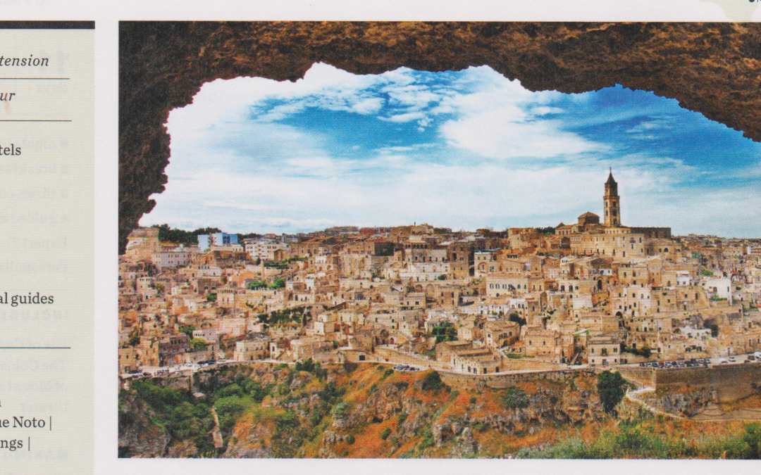 Food & Wine tour: Sicily & Southern Italy