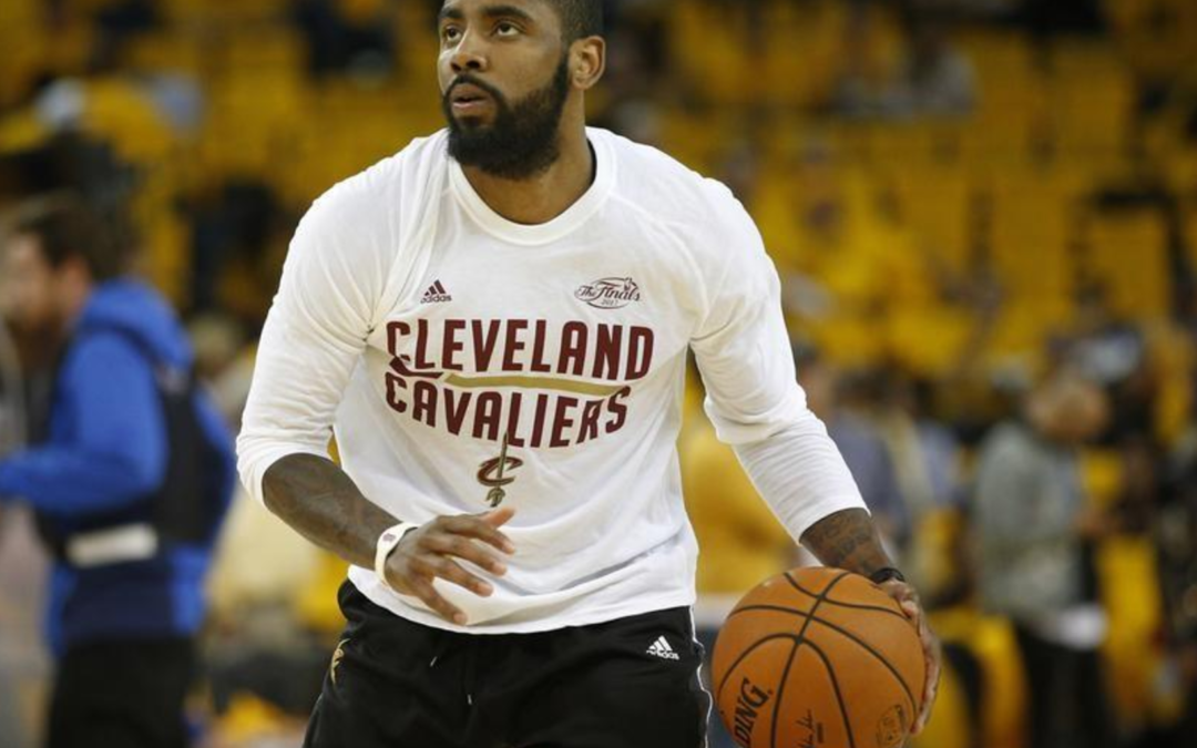Irving praises James, sought trade so he can take next step