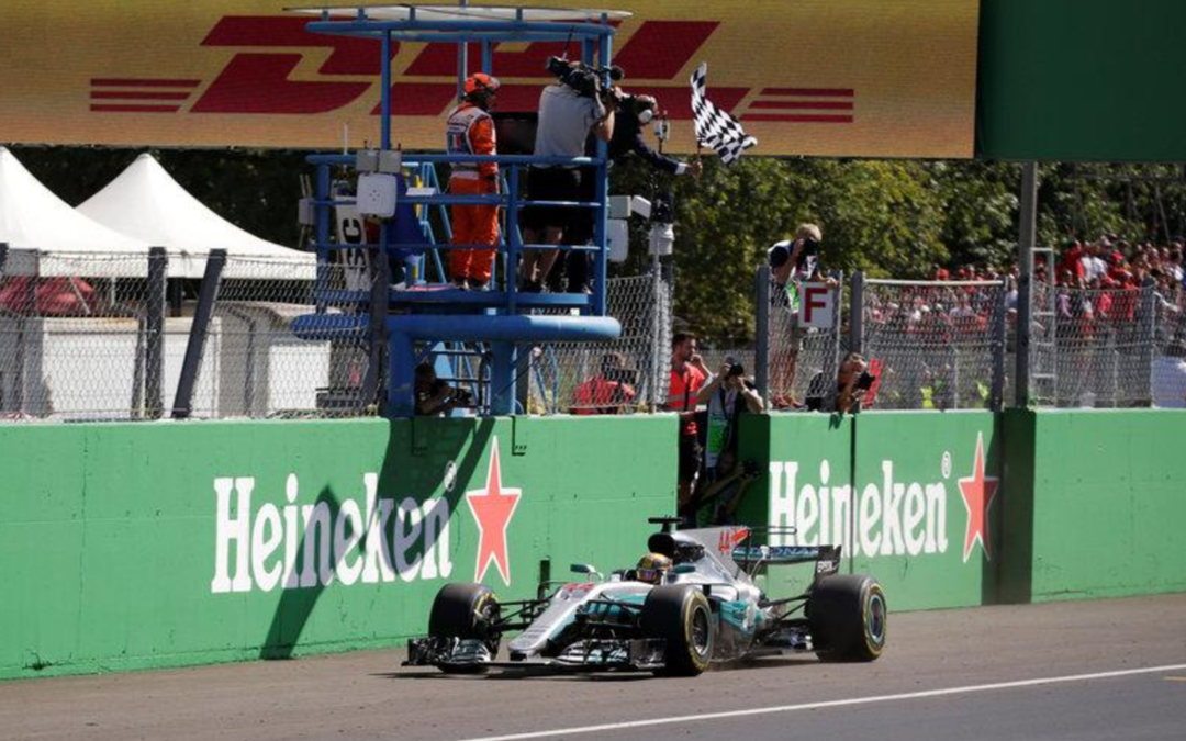 Motor racing: Hamilton wins in Italy to take Formula One lead