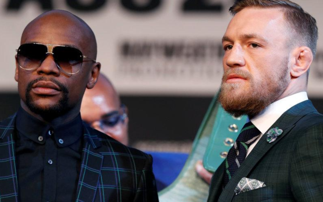 Mayweather-McGregor ticket sales fall short of record
