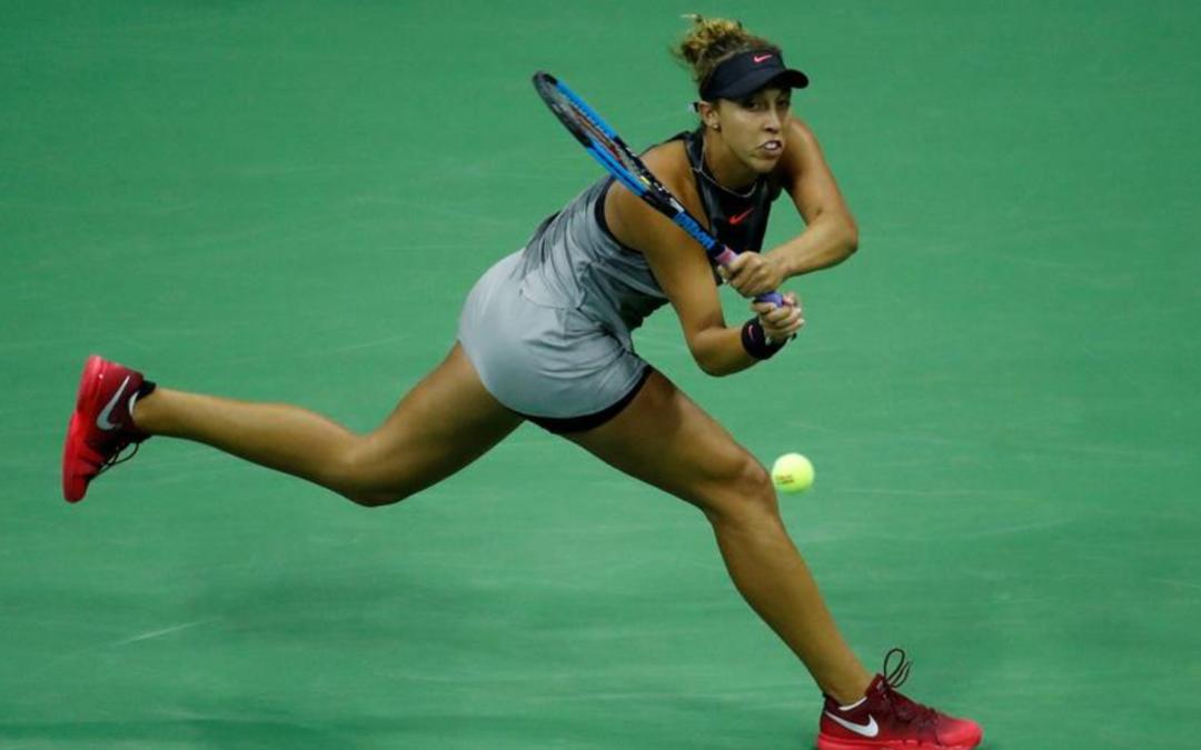 Tennis: Mats point: Pressure is on Keys in all-American final