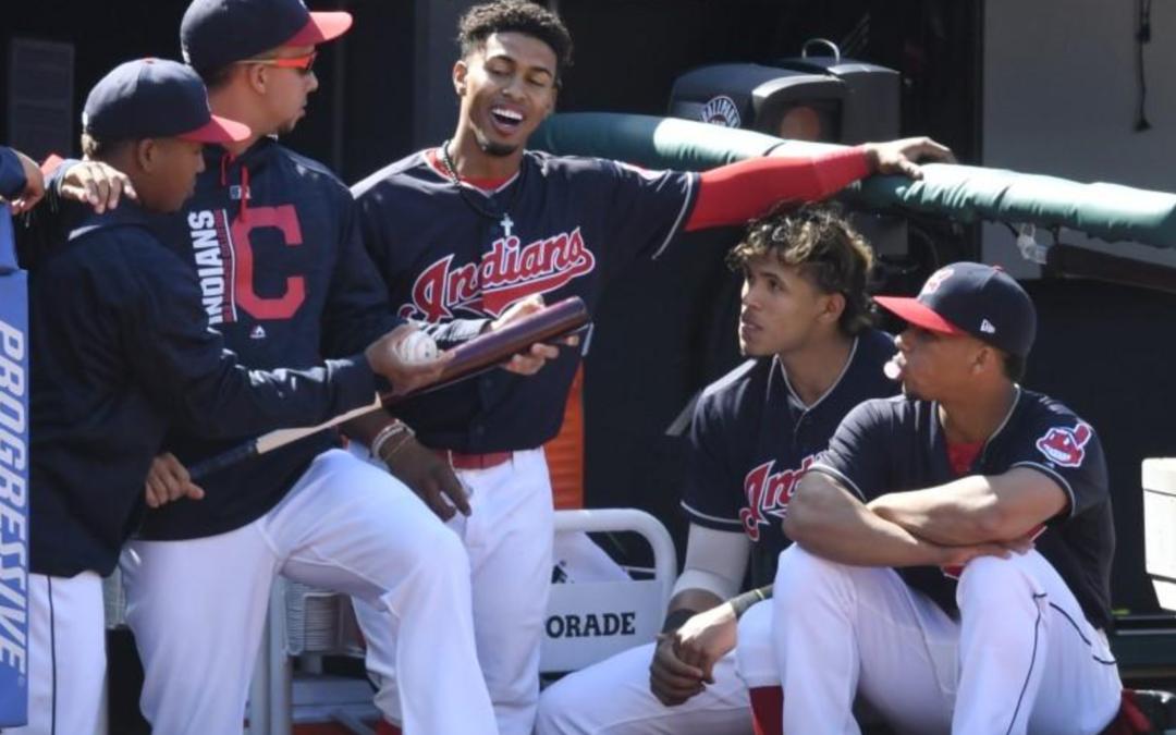 Baseball-Cleveland rocks! Indians set AL win streak record