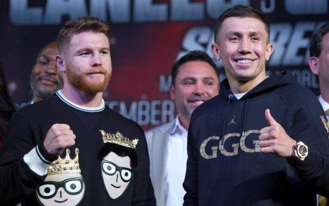 Boxing: Golovkin-Alvarez finally take over spotlight