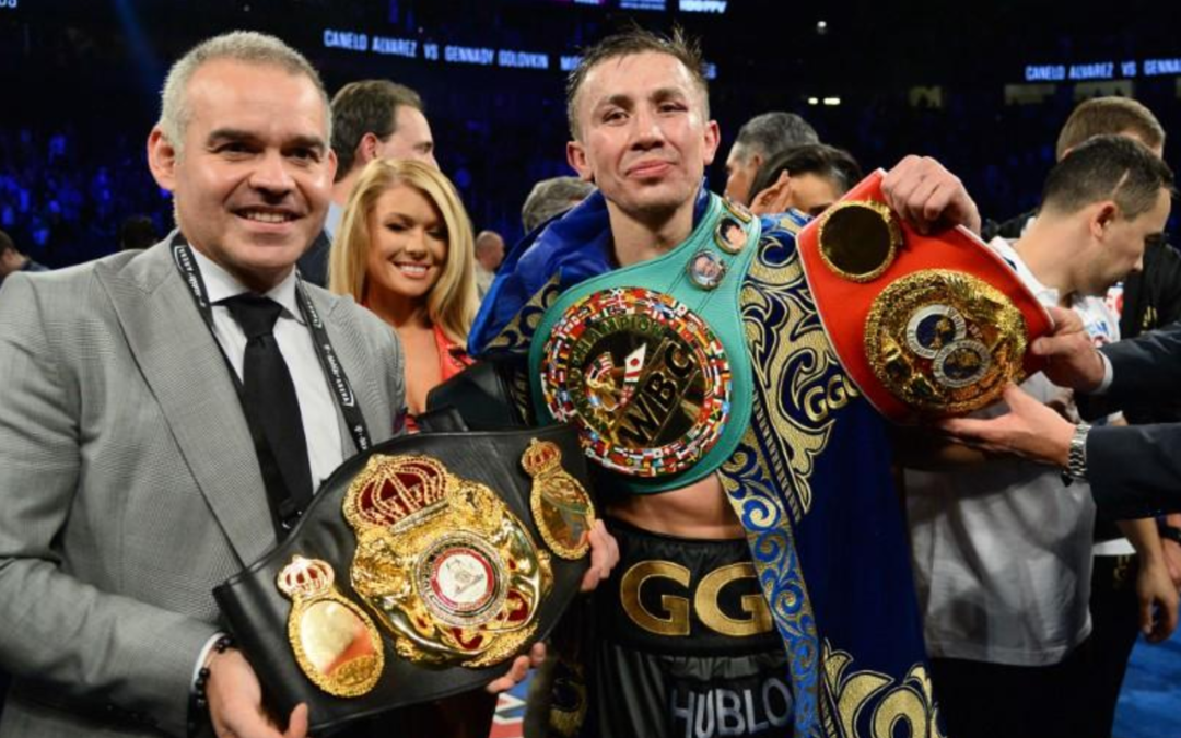 Golovkin draws with Alvarez in middleweight superfight