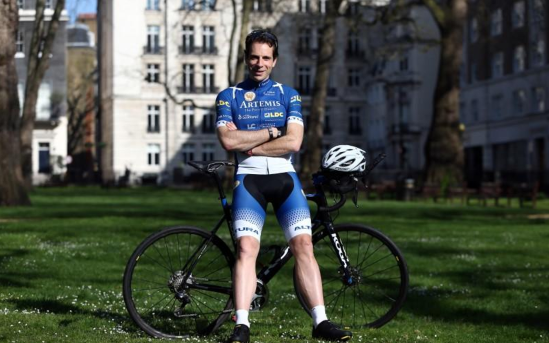 British cyclist pedals around world in 78 days, smashing record