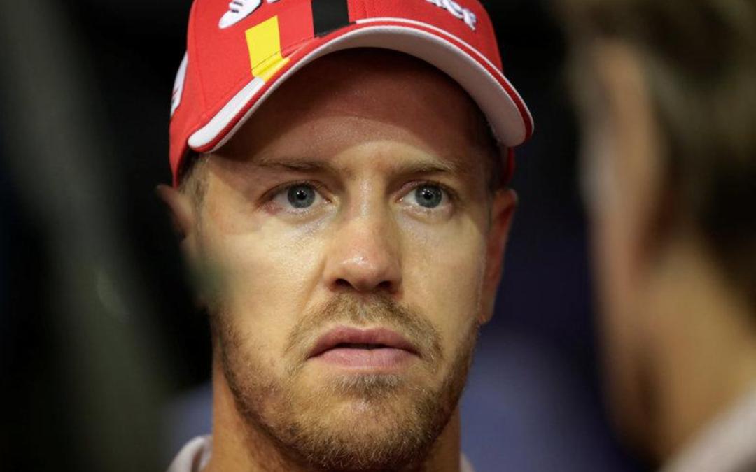 Formula One plays the blame game after Vettel smash