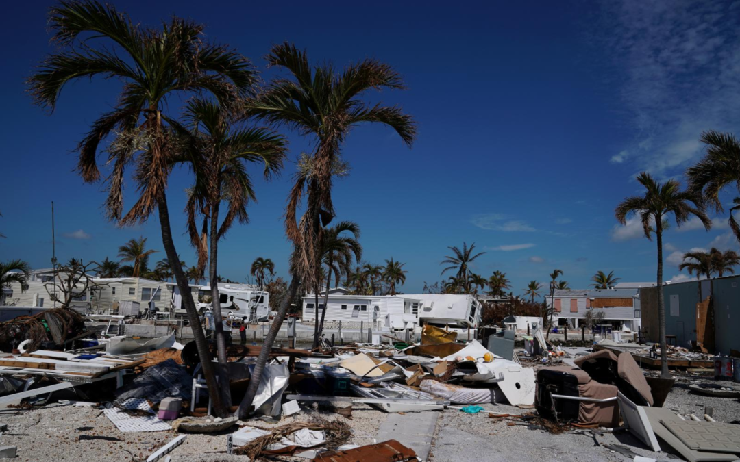 Florida's insured losses from Irma total nearly $2 billion to date