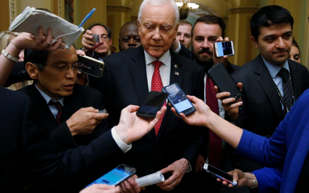 Senate Republicans weigh tax cuts, deficit expansion