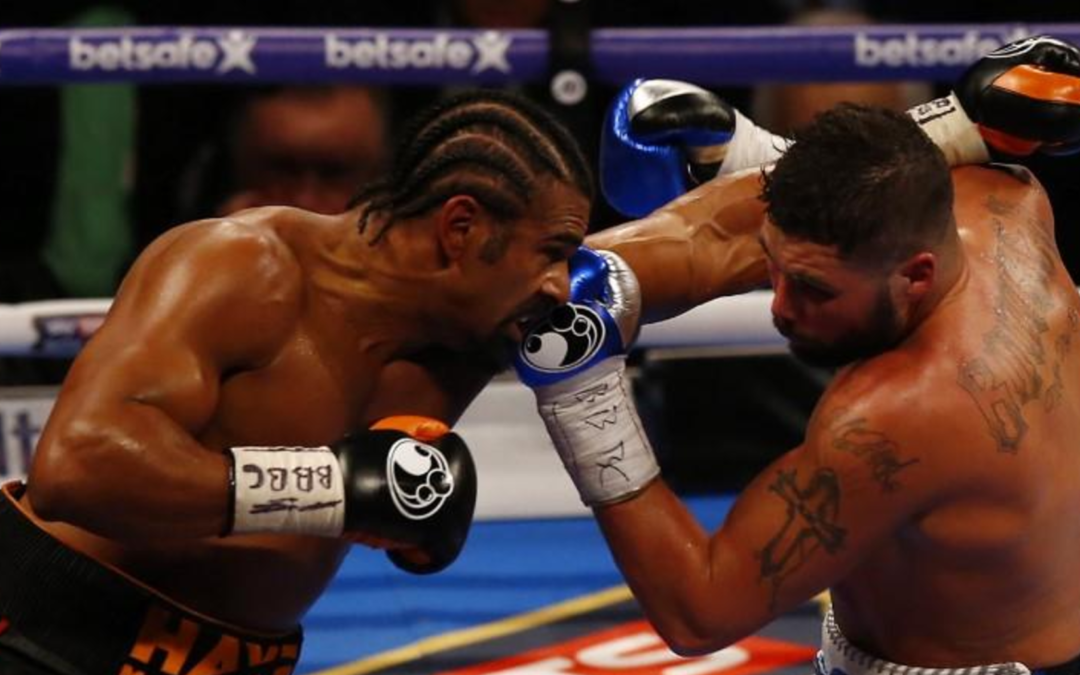 Boxing: Haye all set for rematch with Bellew