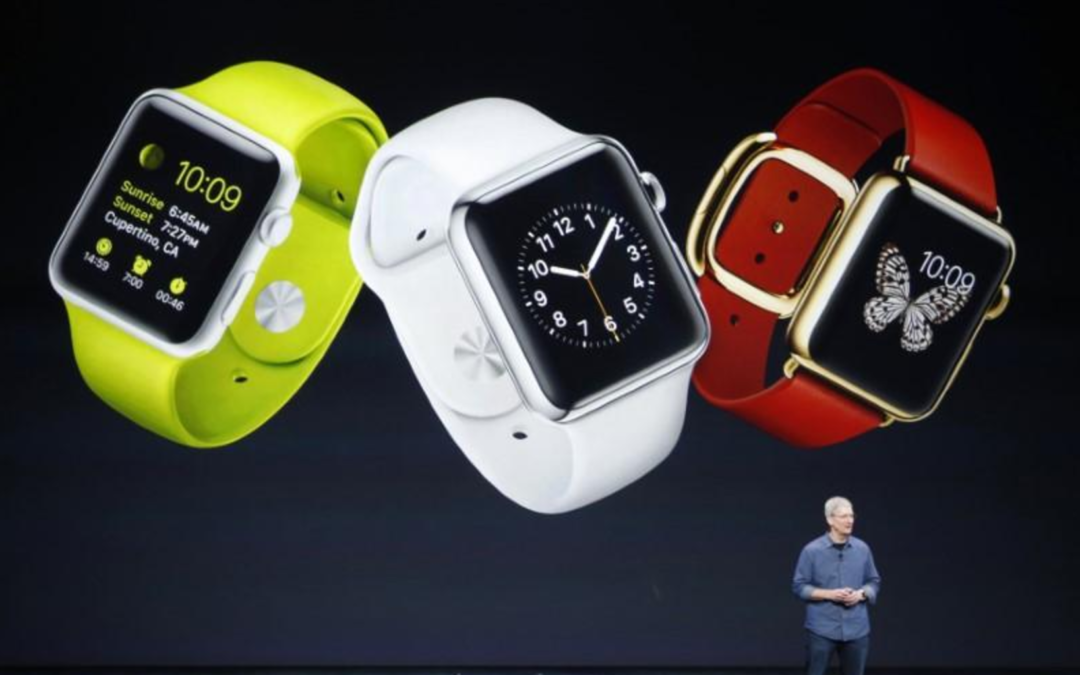 Apple concedes new watch has connectivity glitch