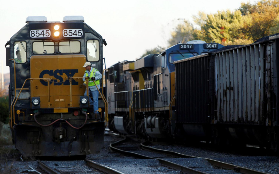 Persistent rail service disruptions dog CSX customers