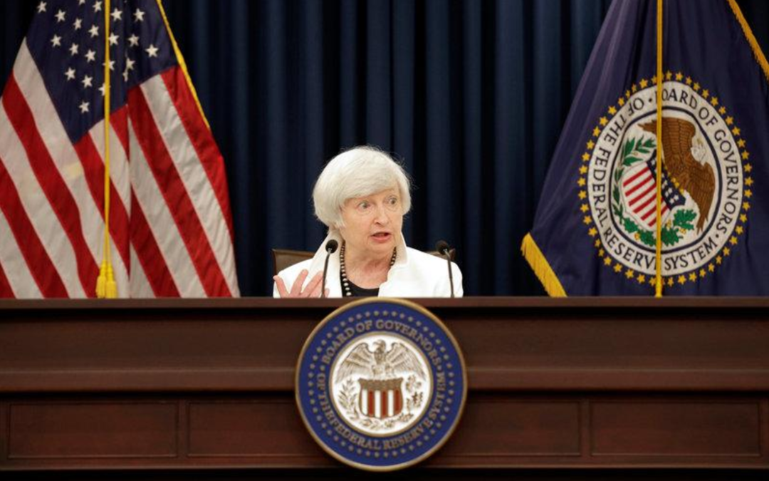 Yellen's stock rises as she leads Fed from crisis-era policy