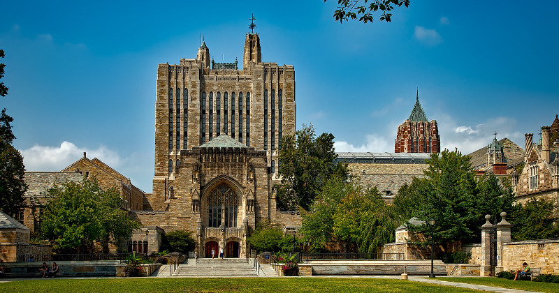 YALE SWAPS OUT 'FRESHMAN' AND 'UPPERCLASSMAN' WITH 'GENDER-NEUTRAL' TERMS