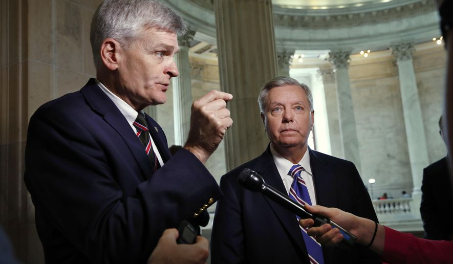 Senate Republicans near votes to replace Obamacare with state block grants