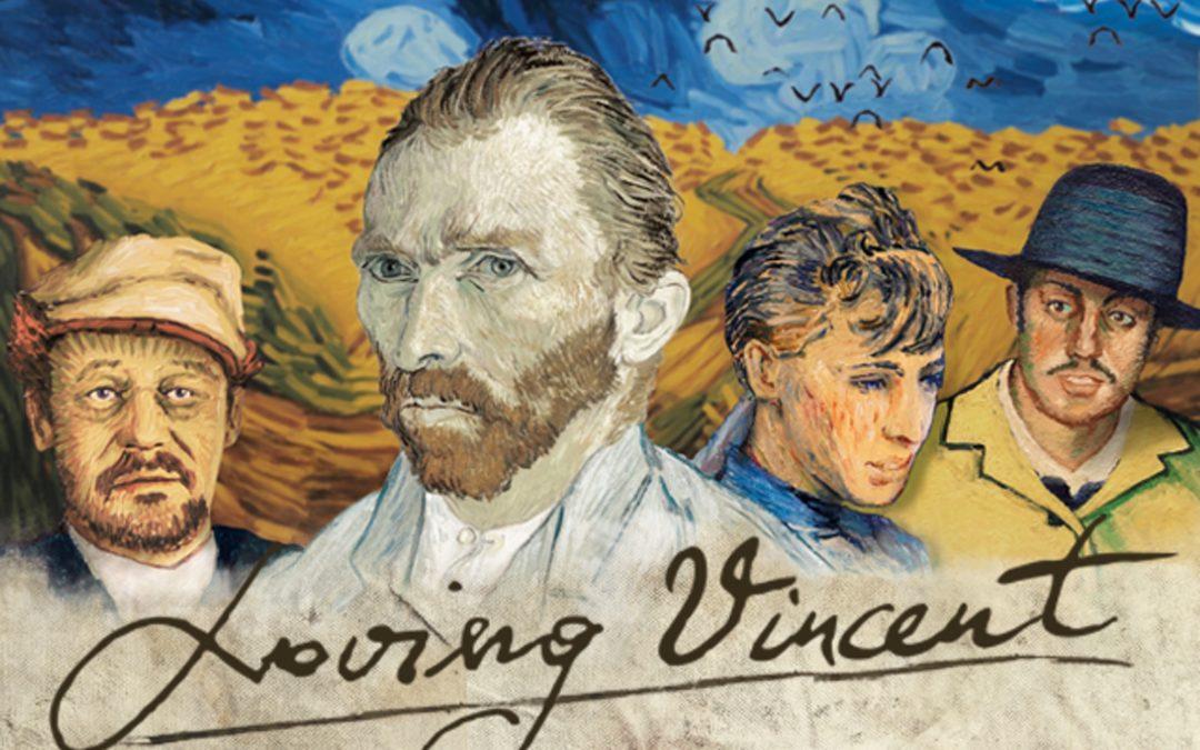 'Loving Vincent' brings Van Gogh's art alive