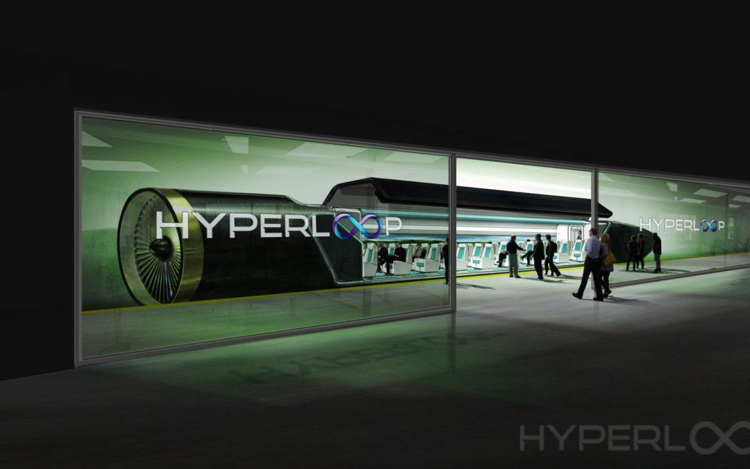 Colorado Selected as Winner in Hyperloop One Global Challenge