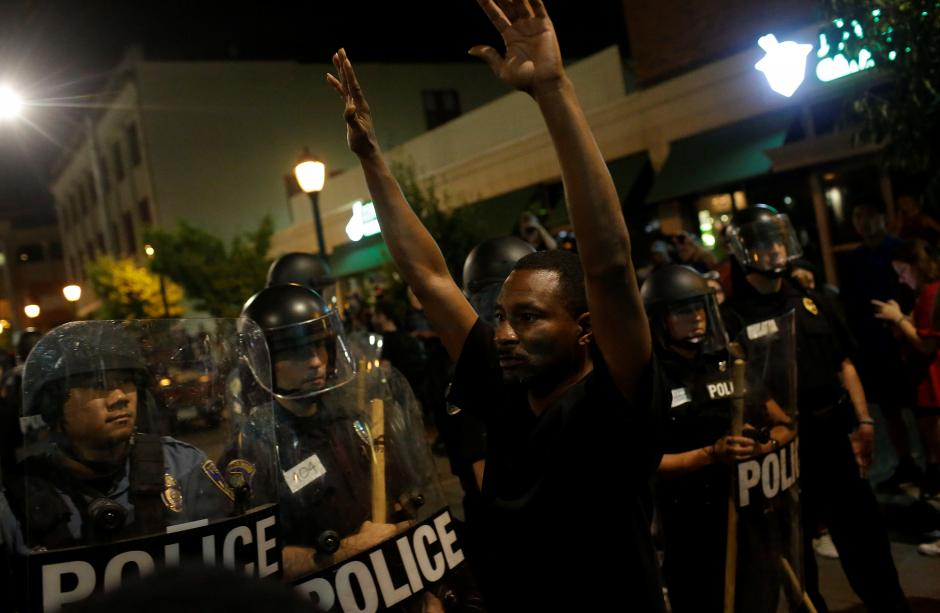 St. Louis protests enter fourth day in wake of ex-cop's acquittal