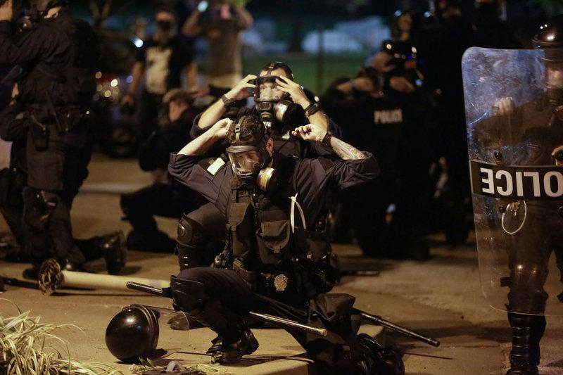 St. Louis approves police body cameras ahead of more protests