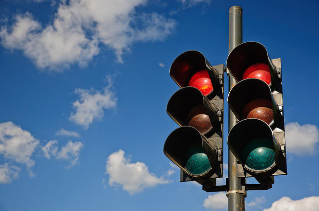 New Traffic Signal System Slated For Installation at Gibson Road and Wigwam Parkway
