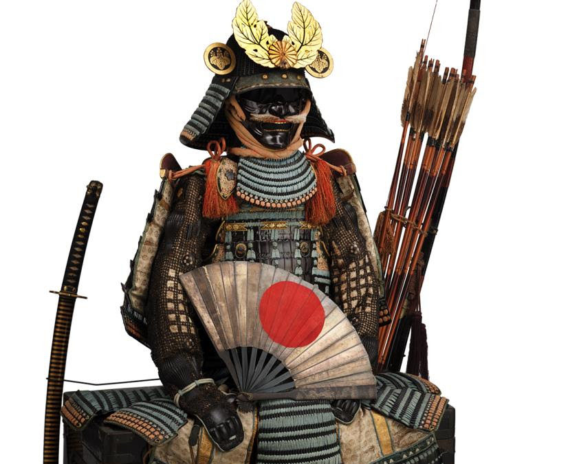 Bellagio Gallery of Fine Art Honors One of Japan's Most Notable Art Forms With the Debut of Samurai: Armor from the Ann and Gabriel Barbier-Mueller Collection November 3