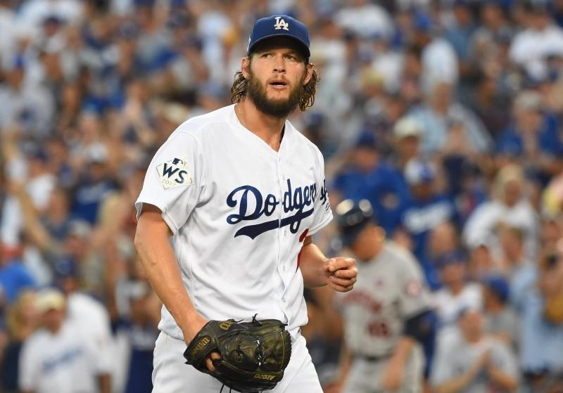 Kershaw carries regular season form into World Series