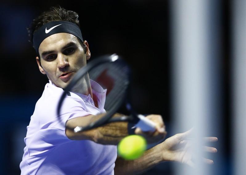 Federer to face Zverev in ATP Tour Finals