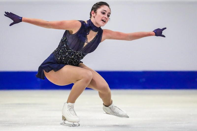 Figure skating: Osmond dazzles home crowd to lead Skate Canada