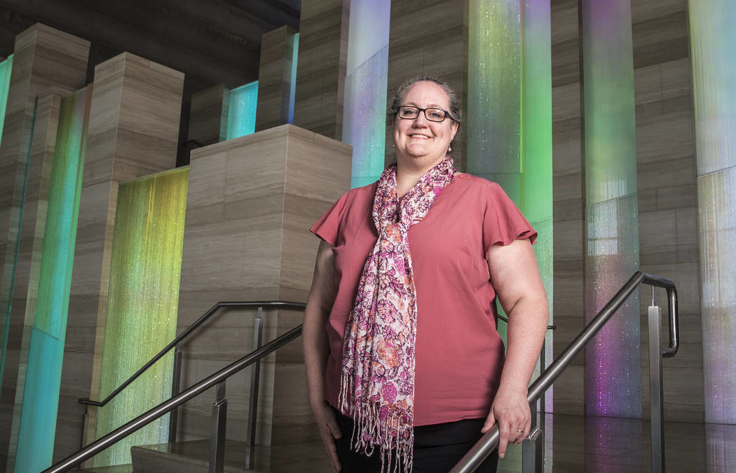 New director of cultural affairs surprised by Las Vegas art scene