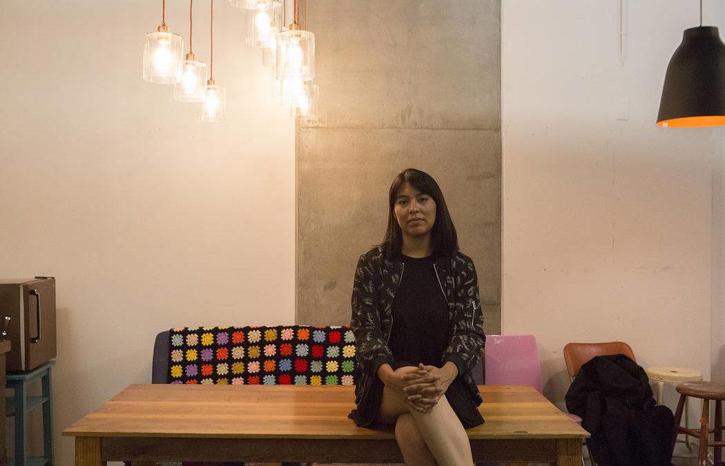 Las Vegas artist-in-residence Ramirez given space to grow