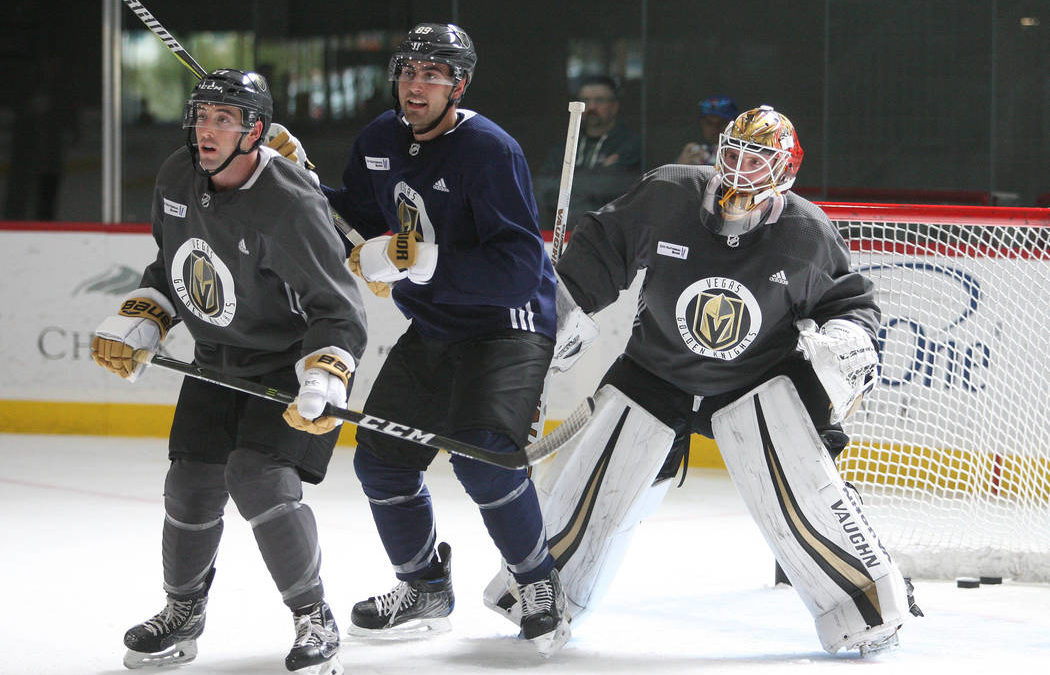 Golden Knights players were at Cosmopolitan when shooting occurred