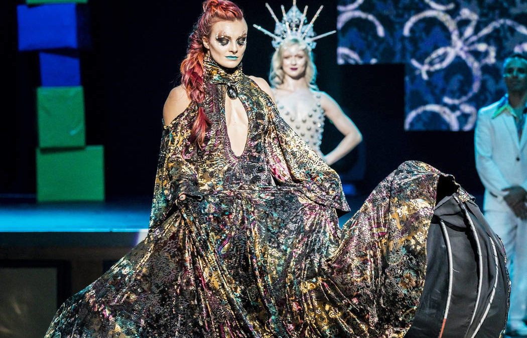 Circus Couture fashion show benefits child cancer treatment