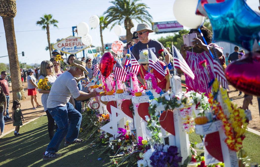 Clark County Museum preserving tributes left in wake of Las Vegas shooting