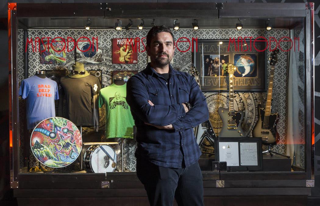 Meet the man behind the Hard Rock's memorabilia collection