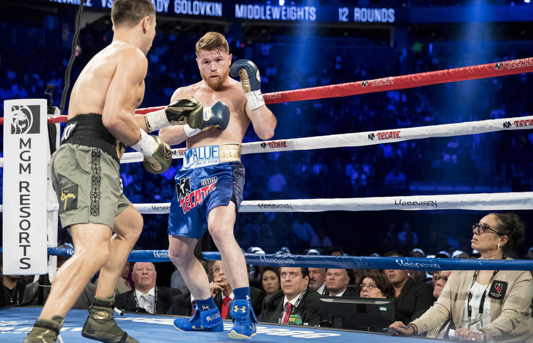 Nevada boxing officials caught in a clinch as to how to help judges