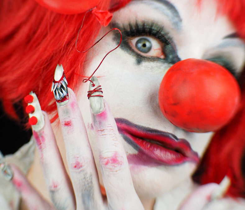 Las Vegas Nail Artist Creates Halloween Looks Anyone Can Do