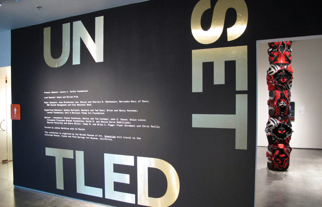 Exhibit at Nevada Museum of Art Tells 'Greater West' Stories