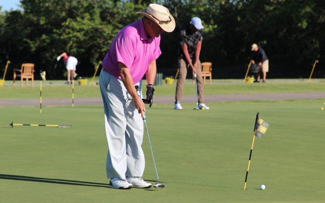 Fairwinds Clinics Help to Lower Your Golf Scores