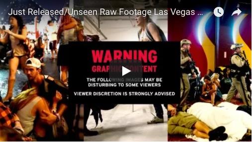 Unseen Raw Footage Las Vegas Mass Shooting (Graphic)