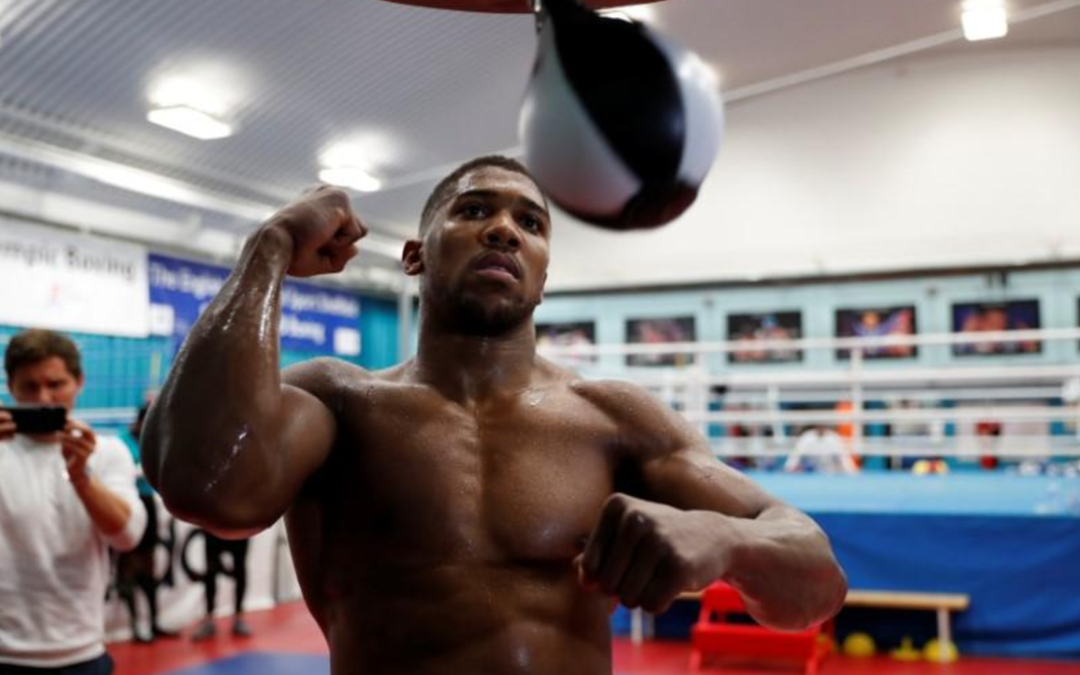 Challenger Takam ready to give Joshua a 'proper fight'