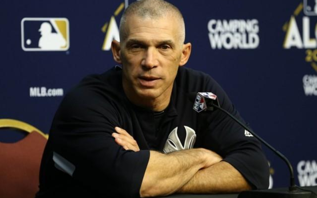 Girardi out as Yankees manager