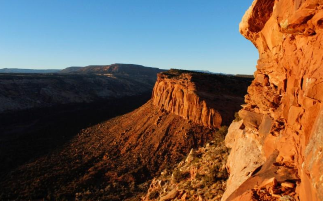 Trump to shrink Utah national monuments in bid to boost drilling, mining