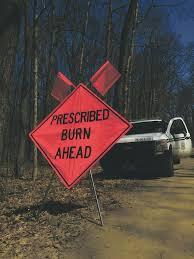 Mt. Shavano Prescribed Burn Today and Tomorrow