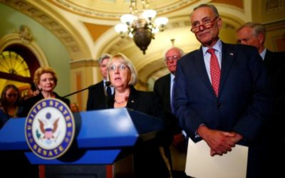 Senators reach bipartisan deal on short-term Obamacare fix