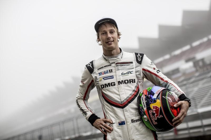 Motor racing: Hartley takes world endurance title with Porsche