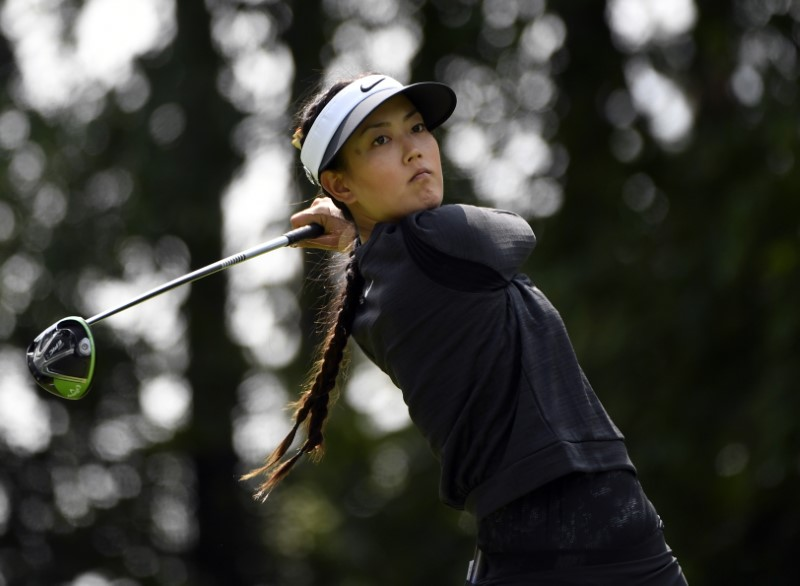 Golf: Club problem solved, Wie feeling bullish again